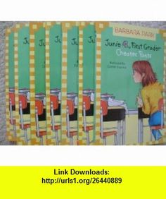 Junie B. Jones Guided Reading Classroom Set (First Grader Cheater Pants) Barbara Park ,   ,  , ASIN: B002TO88LI , tutorials , pdf , ebook , torrent , downloads , rapidshare , filesonic , hotfile , megaupload , fileserve