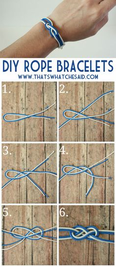 How to make rope bra