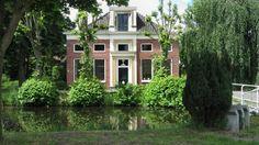 Wildervank - Torenstraat boerderij aan het Westerdiep