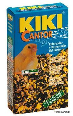 Complementos para animales - Kiki cantor 300gr. - Complementos para animales