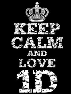 one direction keep calm quotes - Google Search