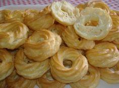 Vanilkové venčeky (fotorecept) - obrázok 5 Dessert Recipes, Desserts, Sweet Recipes, Shrimp, Garlic, Favorite Recipes, Meat, Vegetables, Cooking