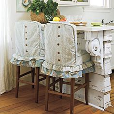 pretty slipcovers