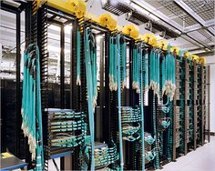 """I Spy"" CPI products at Microsoft Data Center in Quincy, Washington. #cpi"