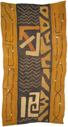 Kuba Cloth (Congo)