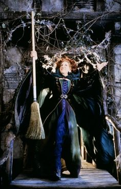 Hocus Pocus! I love This movie!! My family watches it  at least 6 times every year at Halloween. ⭐⭐⭐⭐⭐ I LOVE THIS MOVIE! (I can quote it) (all of it)
