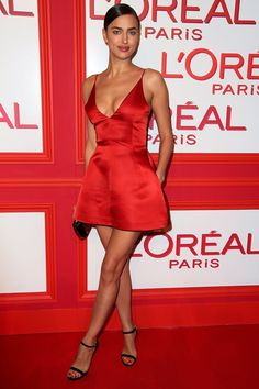 Pin for Later: Basically Every Model in Paris Convened For This 1 Party Irina Shayk