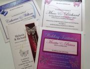 Wedding Stationery Styles
