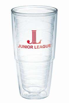 "$14.00 ON SALE WITH LIMITED QUANTITIES LEFT AND ONCE SOLD OUT WILL BE ONLY AVAILABLE THROUGH BULK PURCHASE OF 150 QTY MIN.  - Tervis Tumbler 24 oz with JL Logo - #5523   The 24 oz means more room for fuel means less frequent fill ups. A giant way to take down thirst.  •Great for both hot & cold  •Microwave, freezer & dishwasher safe  •Greatly reduces condensation & sweating  •Fits in most cup holders  •Made in America  •7 7/8"" tall x 3 7/8"" (top) x 2 5/8"" (bottom)"