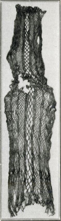 Veil (?)   4th C Egypt   Metropolitan Museum of Art, accession no. 33.10.23