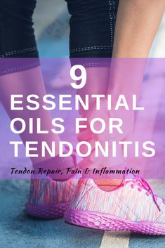, 9 Essential Oils for Tendonitis (Tendon Repair, Pain & Inflammation) , is also known as tendon inflammation. Tendons are the flexible and fibrous bands of tissue that are used to connect. Anti Inflammatory Essential Oil, Essential Oils For Inflammation, Essential Oils For Pain, Essential Oils Guide, Doterra Essential Oils, Essential Oil Blends, Essential Oil For Tendonitis, Arthritis, Easential Oils