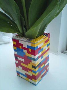 Good idea for outgrown legos!