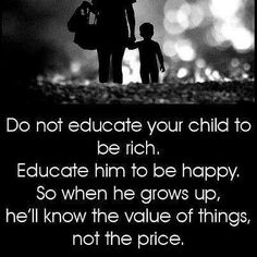I raised mine this way & God blessed me! They turned out to be beautiful,smart people