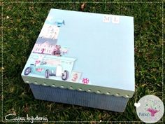 #caixa #bijuteria #handmade #feitoamao #babybox #decor #jewelry #box #tilda #scrap #paperdecor