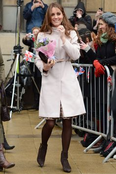 Duchess of Cambridge MaxMara Kate Coat Named After Her (Vogue.com UK)