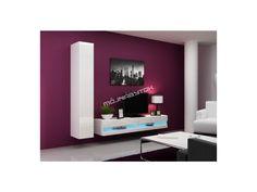 Nappali szekrénysor – Viral new IX Bathroom Lighting, Flat Screen, Led, Living Room, Mirror, Modern, Design, Furniture, Home Decor