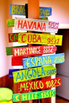 Cancún, Ciudad de México, Acapulco, Monterrey...