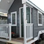 Steel Framed Tiny House on Wheels (For Sale)