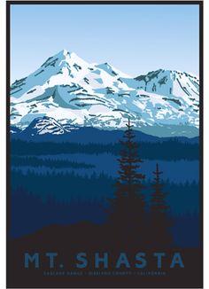 Mt. Shasta - Jake Early