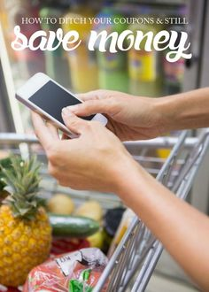 How to Ditch Coupons and Still Save Money!: http://www.passionforsavings.com/how-to-save-money-ditch-your-coupons/