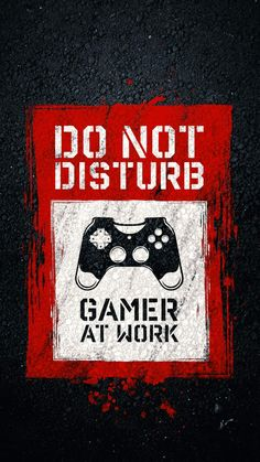 Gamer At Work iPhone Wallpaper - iPhone Wallpapers