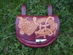 JELLING DRAGON Belt Bag