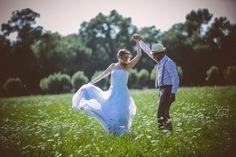 Wedding photography  Marque & Sylvie  Photograph: Laurent Vilarem