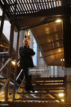 "Alan Rickman promo for ""Seminar"" at the Golden Theatre, New York, for the Los Angeles Times, November 8, 2011 