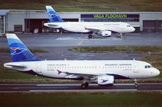 #faroeislands #vagafloghavn #vagar #airport #atlanticairways by _ddvv_