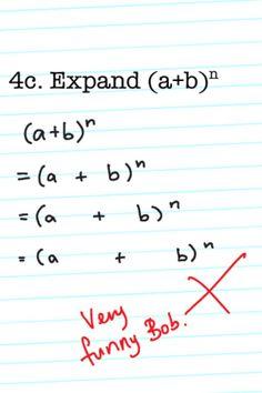 More math humor