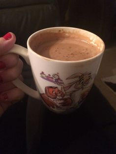 Always start morning with instant mocha - I love them !! So much lower in calories than a milky one from a shop