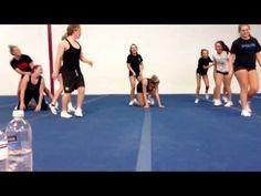 Cheerleading Prom-posal - YouTube