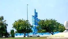 [Snapshots]: Interesting Round-About Designs on the Roads of Jeddah in Kingdom of Saudi Arabia | BRICKS-n-MORTAR.com