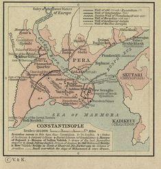 Constantinopla - Wikipedia, la enciclopedia libre