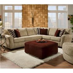 Corinthian 2500 Contemporary Styled Sectional Sofa with Sleeper - Wolf Furniture - Sofa Sectional Pennsylvania, Maryland, Virginia