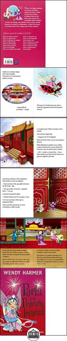 Perla Y La Princesa Imperial. Perla GYPSY/HARMER, WENDY TAYLOR ✿ Libros infantiles y juveniles - (De 0 a 3 años) ✿