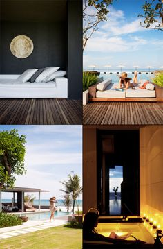 Vacances de luxe: Alila Villas Soori à Bali Scda Architects, Alila Villas Uluwatu, Hotel Interiors, Oh The Places You'll Go, Hotels And Resorts, Luxury Travel, The Good Place, Relax, Around The Worlds