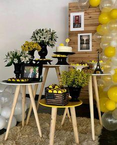 2nd Birthday Cake Boy, Batman Birthday, Backdrop Design, Fiesta Party, Cake Table, Decoration Table, Birthday Party Decorations, Entryway Decor, Interior Design Living Room