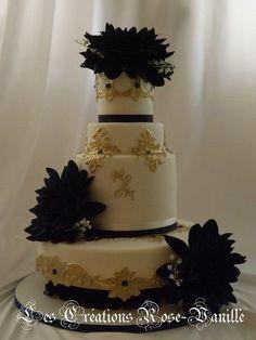 cake for Paulette's birthday