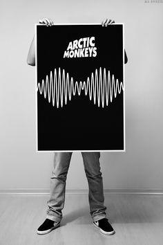 arctic monkeys poster