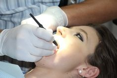 Good dental health starts with regular checkups, visits to the dentist and proper oral hygiene. A person's everyday routine and habits determine their dental health. Dental Surgery, Dental Implants, Dental Hygienist, Teeth Surgery, Implant Dentistry, Dental Assistant, Dental Health, Dental Care, Dental Group