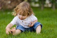 Astuces pour enlever une tache d'herbe