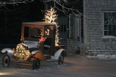 Sharon from Dexter, Maine: Nominee for Best Private Lights Display! http://www.10best.com/awards/travel/best-private-lights-display/