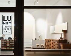 "vintage eyewear shop | ""lunettes selection"" | berlin, germany"