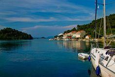 Croatia / Mljet Island / Pomena by footprints*, via Flickr