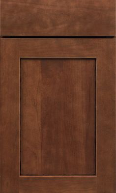 Waypoint Living Spaces cabinet door | Style 650 in Cherry Chocolate Glaze