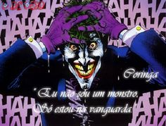 An origin story like no other for Batman's, nay the comic book world's, greatest big bad The Joker. The animated adaptation of Alan Moore's revered graphic novel Batman: The Killi… Joker Batman, Joker Comic, The Joker, Joker Y Harley Quinn, Batman Art, Batman Arkham, Joker Face, Batman Robin, Superman