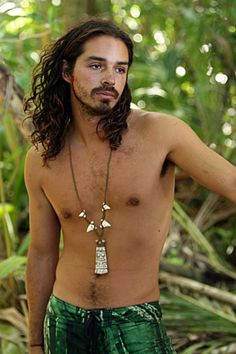 Totally forgot about my Ozzy from Survivor.