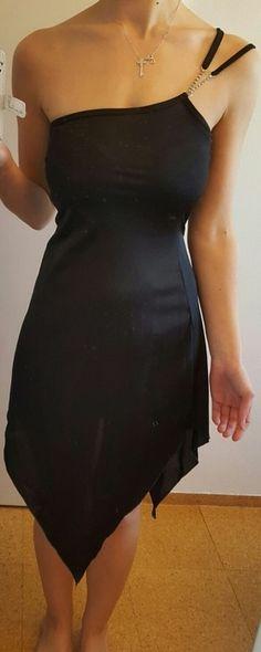 Schwarzes elegantes Kleid Black, Dresses, Fashion, Classy Dress, Short Gowns, Reach In Closet, Fashion Women, Kleding, Vestidos