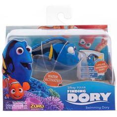 Disney Pixar Character Jouet Finding Dory Swigglefish Hank Truck Playset